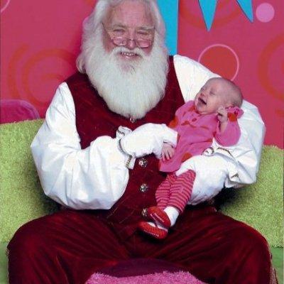 Santa's Pink Pig.