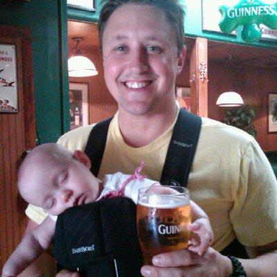 DAD'S IN DEEP SH!T #1:  Pub Crawl.