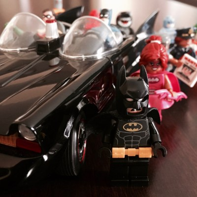 They Call Him The Batman. [APP REVIEW]