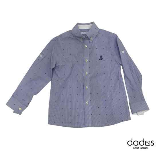 Foque camisa estampada colección Nápoles