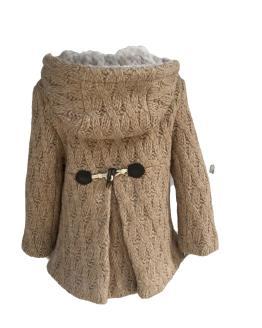 Lolittos Abuelito abrigo espalda