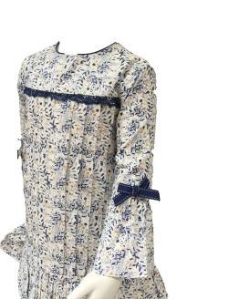 Tutto Piccolo colección Merienda vestido estampado