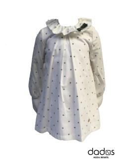 Eve Children vestido estampado de estrellas