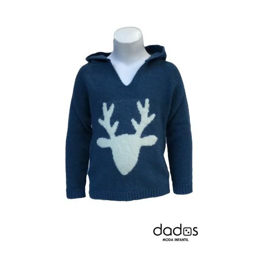 Ancar jersey reno azul