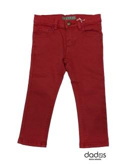 Guess Kids pantalón rojo vaquero