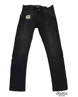 IDO pantalón vaquero negro