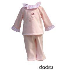 Coco Acqua chandal bebé niña rosa
