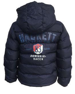Hackett chaquetón acolchado espalda