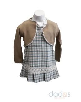 Outlet Loan Bor conjunto chaqueta y vestido