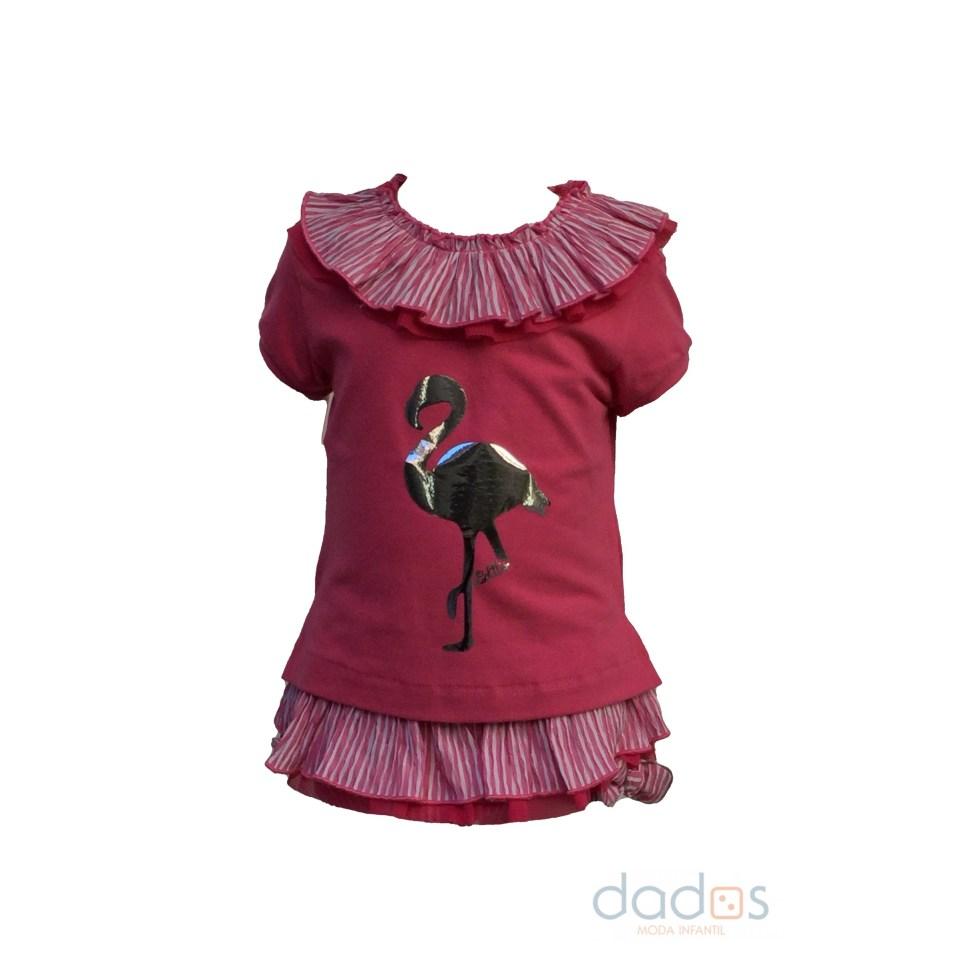 Lolittos colección flamenco conjunto