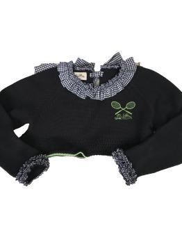 Lolittos colección neón vestido cuerpo de punto jersey