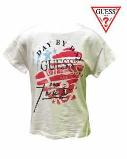 GUESS camiseta blanca Day