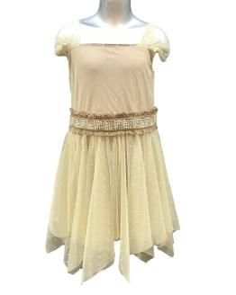 Bella Bimba colección Shaira vestido flecos