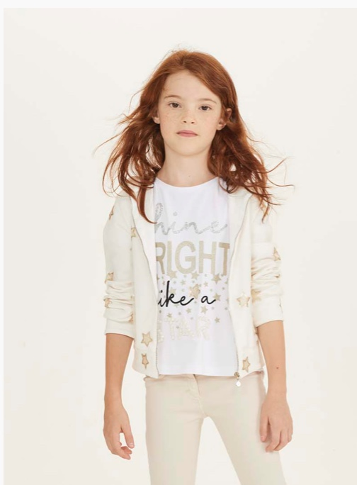 ELSY camiseta Bright espalda abierta catálogo