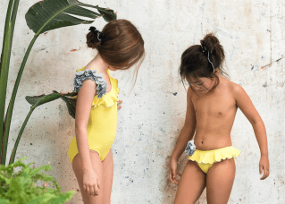 Catálogo Manuela Montero braga baño amarilla