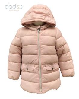 IDO chaquetón acolchado rosa