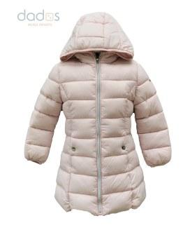 IDO abrigo acolchado rosa