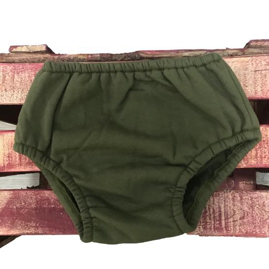 Cubre Mon Petit Bonbon jesusito verde militar