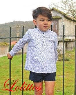 Catálogo Lolittos colección Cachemir rana y camisa