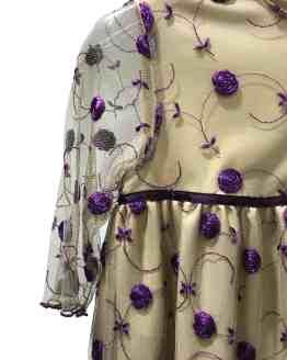 detalle Outlet Bella Bimba vestido colección Anaís