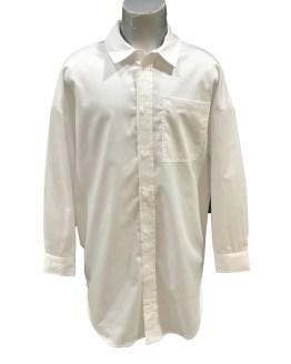 Karl Lagerfeld blusa blanca larga