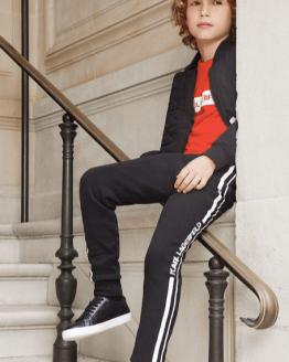 Catálogo Karl Lagerfeld camiseta chico roja