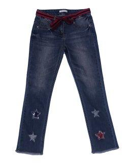 Elsy pantalón vaquero con estrellas