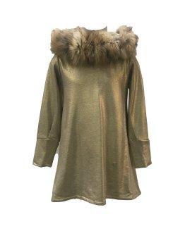 Bella Bimba colección Zircón vestido asimétrico
