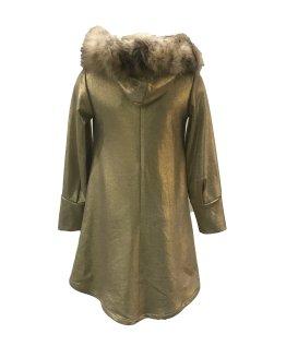 Bella Bimba colección Zircón vestido asimétrico espalda