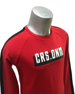 Detalle Cars Jeans camiseta roja manga larga