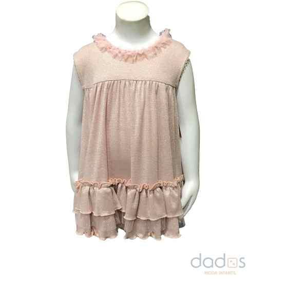 Lolittos colección Glamur vestido recto