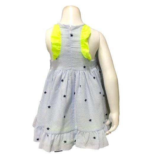 Espalda Lolitto colección Star vestido vuelo