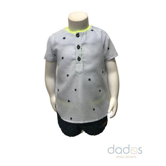 Lolittos colección Star rana y camisa niño