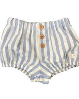 Pantalón José Varón conjunto niño rayas y blanco
