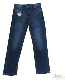 IDO pantalón tejano niño azul oscuro