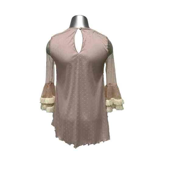 Bella Bimba colección Sarira vestido espalda
