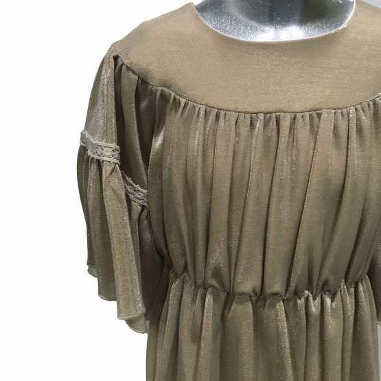 Detalle Bella Bimba colección Nirvana vestido