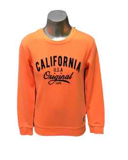 Cars Jeans sudadera naranja California