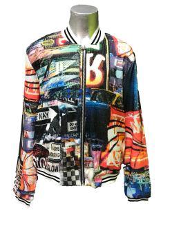 Jaimè chaqueta multicolor