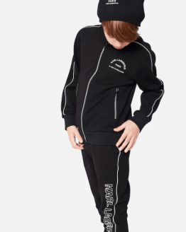 Conjunto chico Karl Lagerfeld pantalón y chaqueta