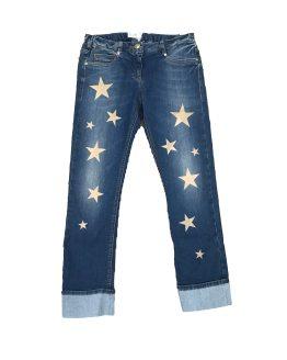 Elsy pantalón vaquero estrellas doradas