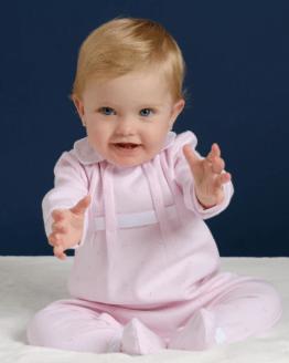 Tutto Piccolo pelele rosa ovejitas catálogo