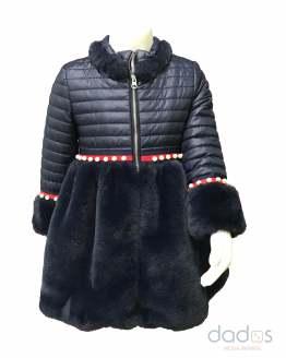 Lolittos colección Christmas abrigo vuelo