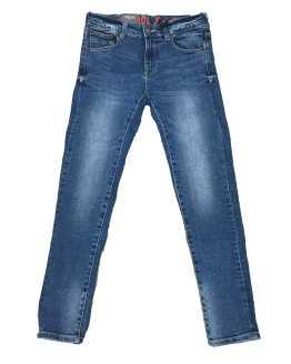 Petrol pantalón vaquero azul slim fit