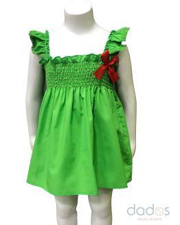 Mon Petit Bonbon Jesusito cuerpo elástico verde