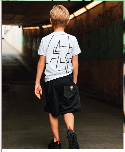 Camiseta Ducati maxilogo