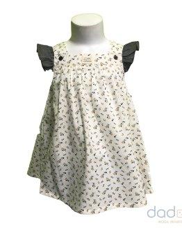 Tutto Piccolo colección Bulerías Vestido con braguita voal algodón orgánico