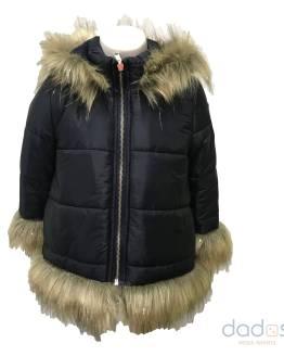 Lolittos colección Texas abrigo pelo y lentejuelas