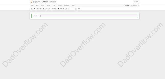 Watermarking Jupyter Notebooks, Part 2 – DadOverflow com
