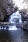 Hickory Run Water Fall